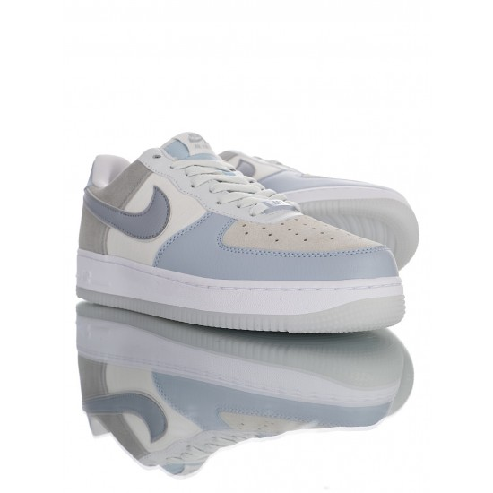 """Nike Air Force 1 '07 Low """"Armory Blue"""" AO2425-400 Blue Grey"""