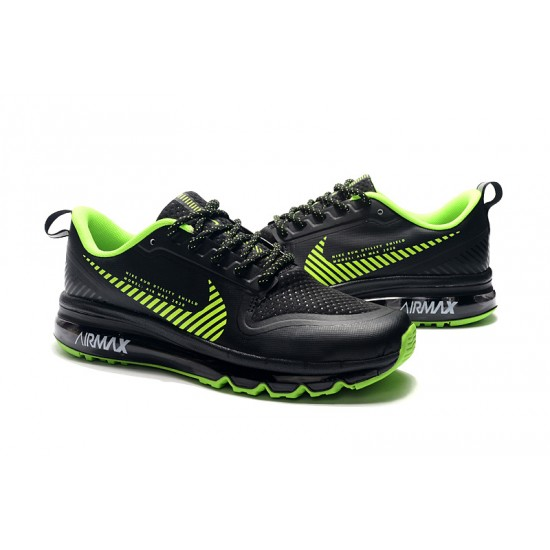 Men Nike Air Max 2020 Black Green