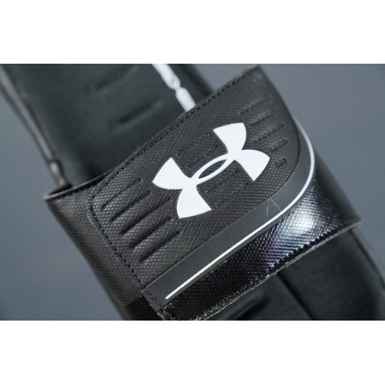 Under Armour 8799719 All Black White