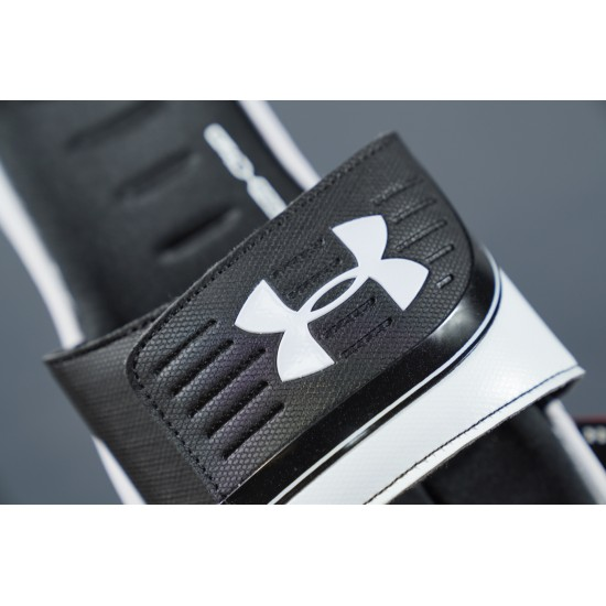 Under Armour 8799719 Black With White