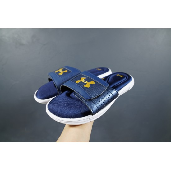 Under Armour 8799719 Blue white Gold