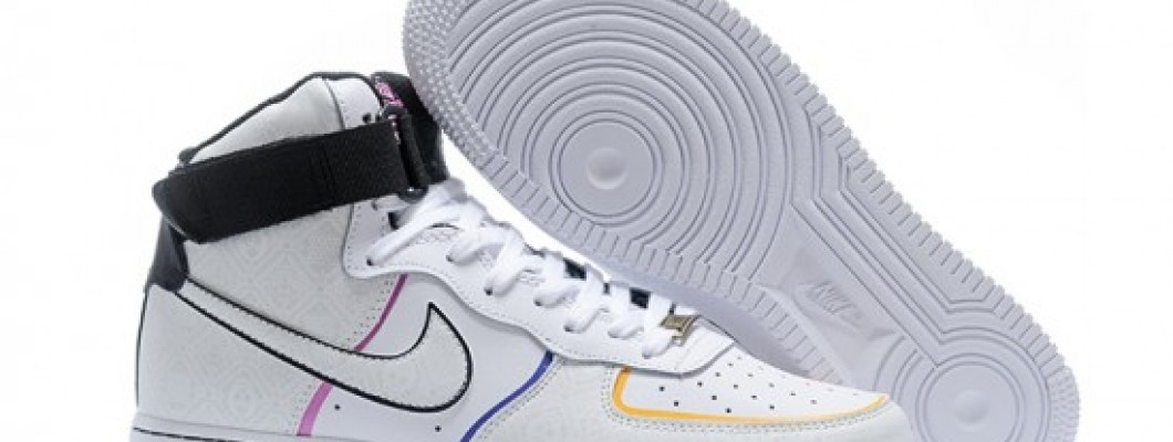 Pure White Nike Air Force 1, Nike's Perfect Shoes